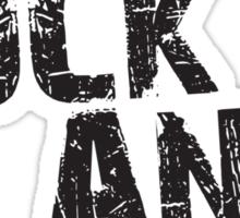 I Am Rock Sticker