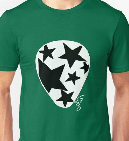 Plectrum 1 inverted Unisex T-Shirt