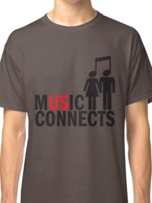 Music Connects Classic T-Shirt