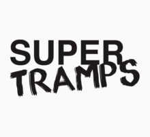 Super Tramps by Sam Cain