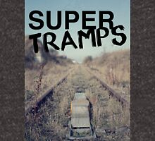 Super Tramps Zipped Hoodie