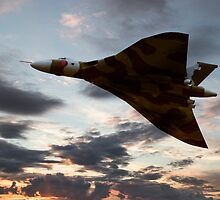 Vulcan Icon by J Biggadike