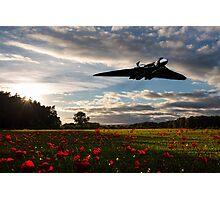 Vulcan History Photographic Print