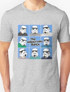 Stormtrooper Brady Bunch T-Shirt
