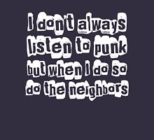 Listen To Punk Unisex T-Shirt