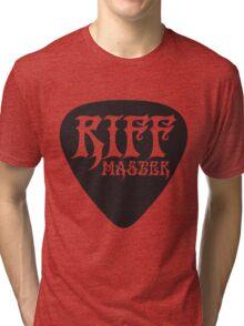 Riff Master Tri-blend T-Shirt