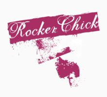 Rocker Chick by e2productions