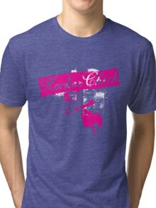 Rocker Chick Tri-blend T-Shirt