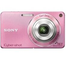 Explore the specifications of Sony Cybershot Dsc W350  by jaimalin