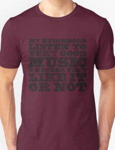 Very Good Music T-Shirt