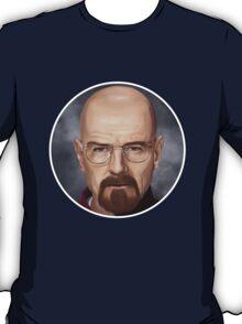 Bryan Cranston - Walter White - Breaking Bad T-Shirt