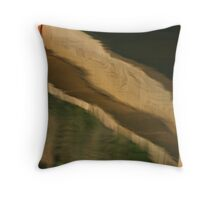 Yesterdays Memories Throw Pillow