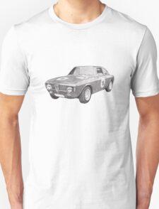Alfa Romeo GT 1300 junior   T-Shirt