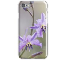 Chocolate Lily iPhone Case/Skin