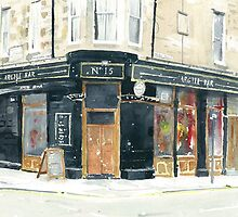 Argyle Bar by Ross Macintyre