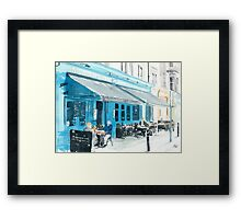 Montpeliers Framed Print