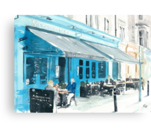 Montpeliers Canvas Print
