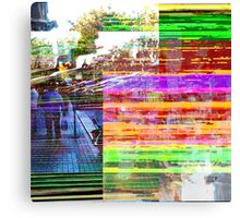 What does a visual term for distillation sound as? Canvas Print