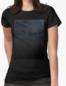 sunset experiment - 1 Womens Fitted T-Shirt