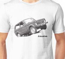 Lada Niva Unisex T-Shirt