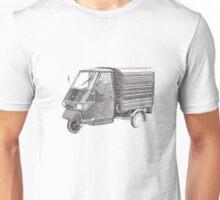Piaggio Ape Unisex T-Shirt