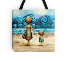 Beachcombers Tote Bag
