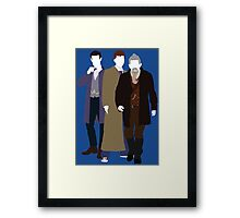 The Day of the Doctor - Doctor Who Framed Print