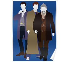 The Day of the Doctor - Doctor Who Poster