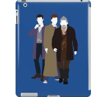 The Day of the Doctor - Doctor Who iPad Case/Skin
