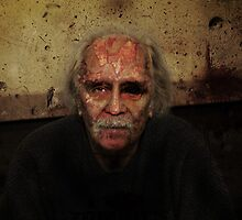 Zombie John Carpenter by Brandon Batie