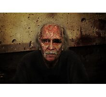 Zombie John Carpenter Photographic Print