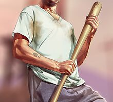 GTA V: Trevor Philips by Grinned