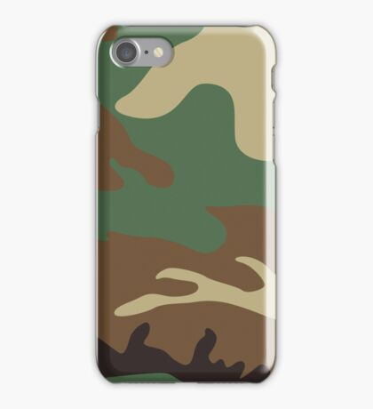 Smartphone Case - Camouflage - Camo  iPhone Case/Skin