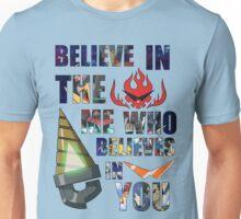 Gurren Lagann Kamina Quote Unisex T-Shirt