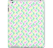 popart colorful pattern iPad Case/Skin