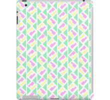 popart colorful pattern iPad Case/Skin