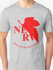 Evangelion NERV Tee Unisex T-Shirt