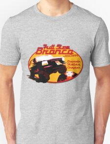 Ford Bronco Full Size Mountain States 4x4 fullsizebronco.com T-Shirt