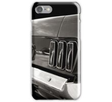 The Back (black&white) iPhone Case/Skin