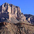 El Capitan Guadalupe Mountains National Park by Robert Armendariz
