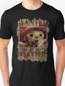 Chopper - Wanted Dead or Alive! T-Shirt
