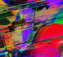 Brush Strokes by David Schroeder