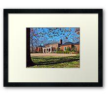 The Dixon Art Gallery Framed Print