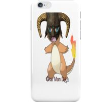 Char Man DA iPhone Case/Skin