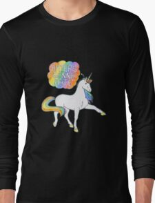 Haters gonna Hate Blue Long Sleeve T-Shirt