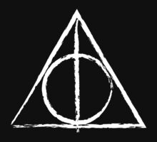 Deathly Hallows by imaflyingkiwi