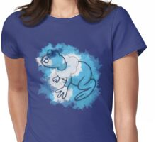 Froakie Womens Fitted T-Shirt