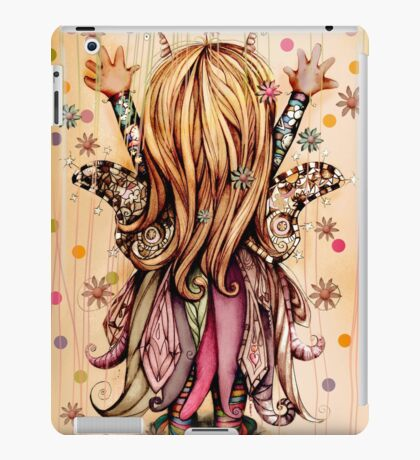 Bramble Rainbowtree iPad Case/Skin
