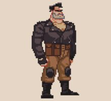 Ben, from Full Throttle by cocolima