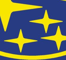 Pleiades Mythology Esoteric Mystery School Subaru Auto Logo Sticker